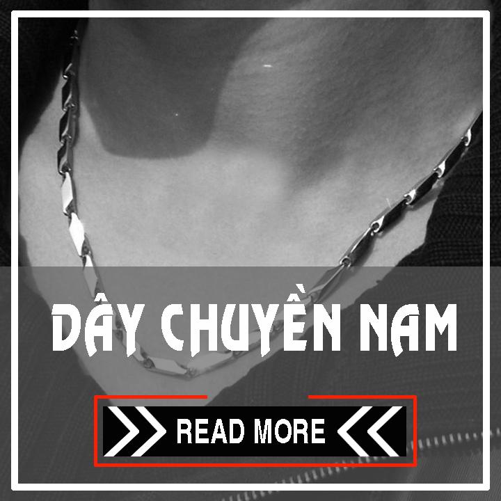 DÂY CHUYỀN NAM INOX | Shop bán sỉ trang sức inox nam rẻ nhất HCM