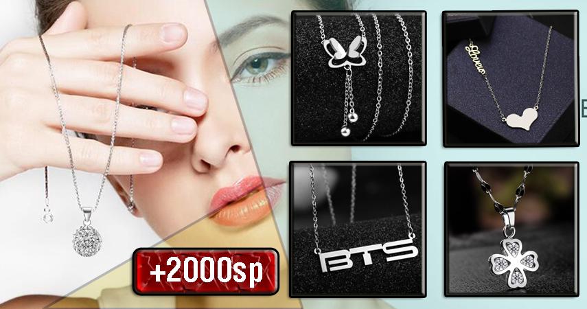 CSJ chuyên bán sỉ trang sức inox titan, trang sức inox đẹp giá sỉ,