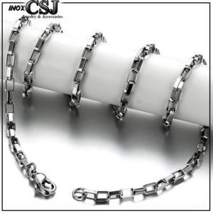 CSJ bán dây chuyền nữ inox cao cấp, vòng cổ inox nữ đẹp giá rẻ không đen,