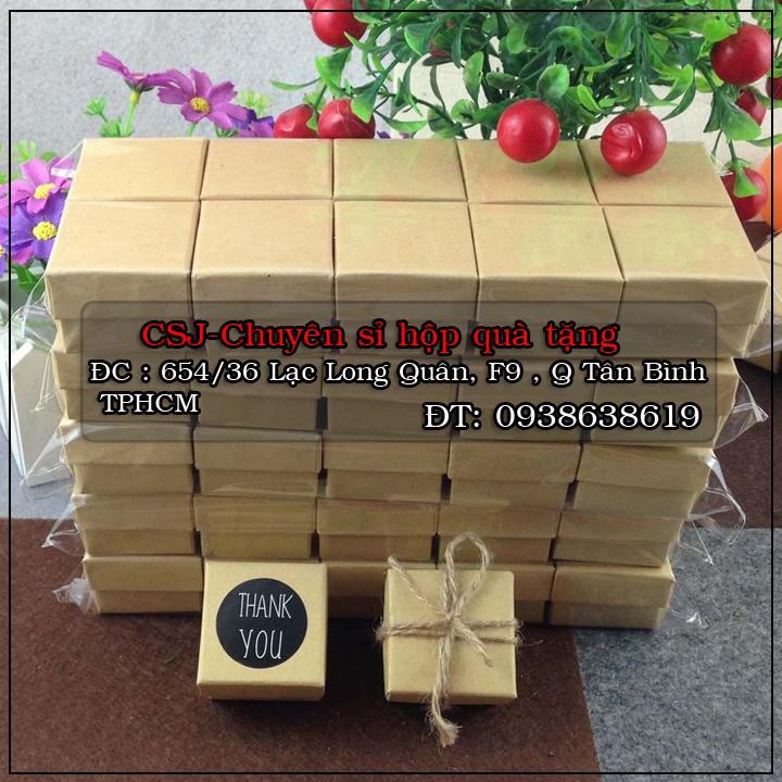 CSJ nơi bán hộp quà giá sỉ tốt cùng mẫu mã đa dạng, bán sỉ hộp quà đựng trang sức,