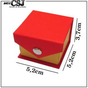 hộp giấy đựng nhẫn nút bấm đẹp giá sỉ