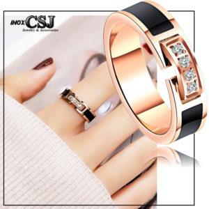 Công Sang nơi chuyên bán bỏ sỉ nhẫn titan Hàn Quốc , nhẫn nữ titan đẹp giá rẻ nhất HCM,Nhẫn titan mạ vàng hồng thời trang Hàn Quốc