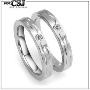 Nhẫn inox cặp đôi , Công Sang chuyên bán sỉ các mẫu nhẫn đôi , nhẫn cặp bằng inox cao cấp giá rẻ HCm Hà Nội
