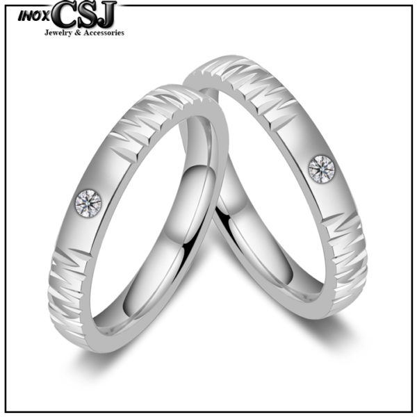 trang sức cặp đôi tình nhân công sang chuyên bán sỉ lẻ các mẫu nhẫn cặp inoxm nhẫn đôi inox đính đá cực đẹp không đen giá rẻ